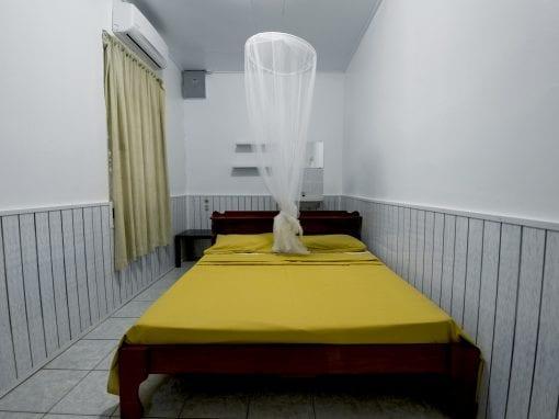 Vakantiehuis Suriname Kamer klein 1