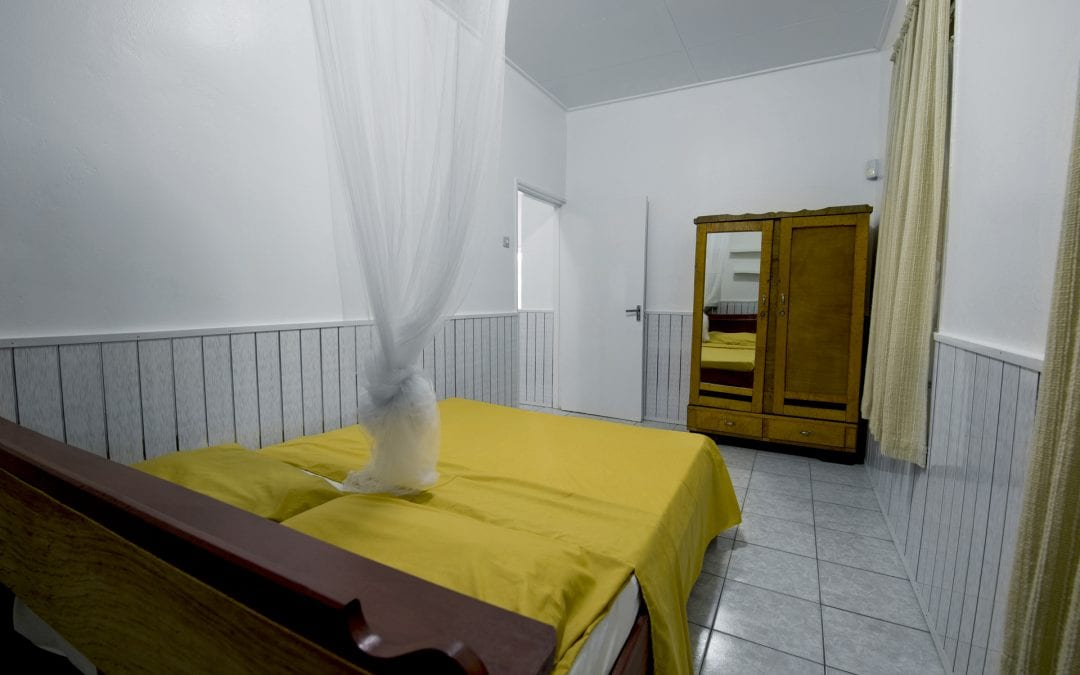 Vakantiehuis Suriname Kamer klein 2