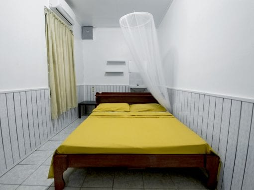 Vakantiehuis Suriname Kamer klein 3