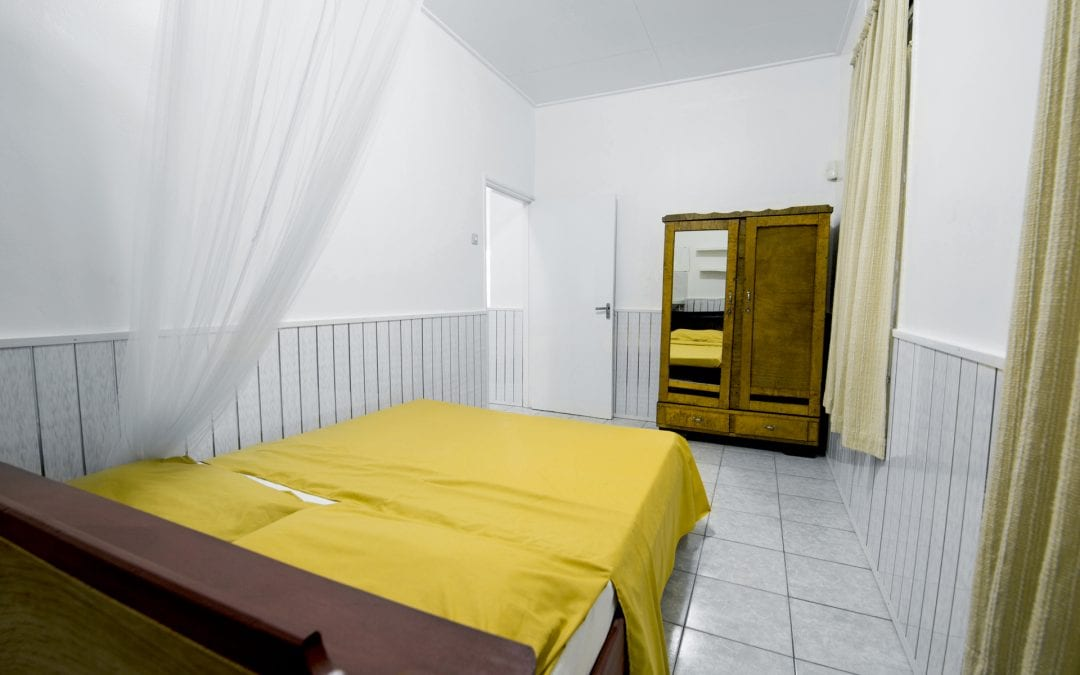 Vakantiehuis Suriname Kamer klein 4