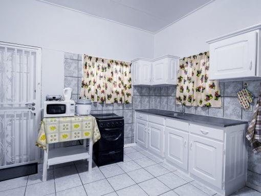 Vakantiehuis Suriname Keuken