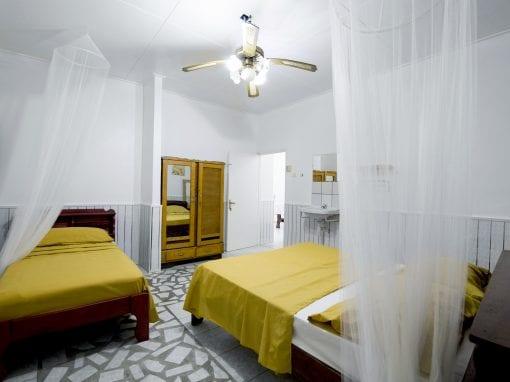 Vakantiehuis Suriname Slaapkamer groot 5