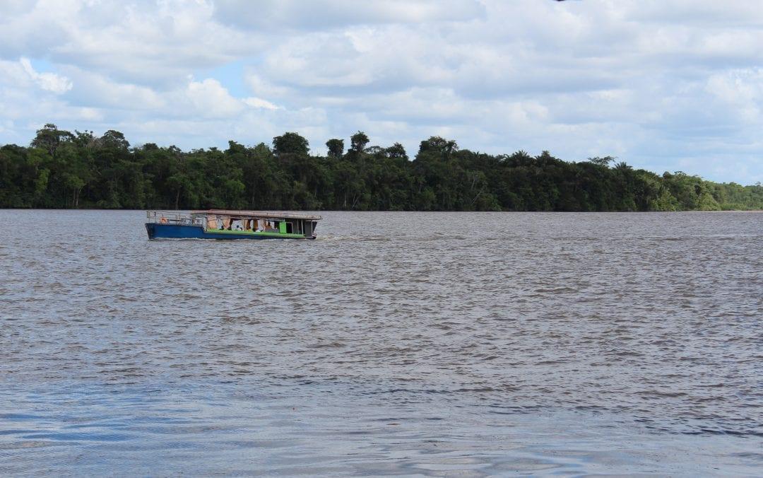vakantie suriname rivier